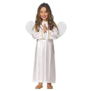 Kerst engel ariel verkleed carnavalskleding/jurk meisjes arnhem