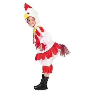 Kip/haan carnavalskleding kinderen arnhem