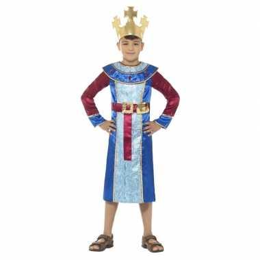 Koning melchior carnavalskleding jongens koningen kerst carnavalskle