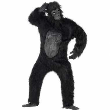 Luxe gorilla carnavalskleding arnhem