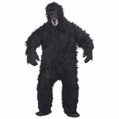 Luxe gorilla carnavalskleding/carnavalskleding volwassenen arnhem