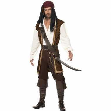Luxe piraten carnavalskleding heren arnhem