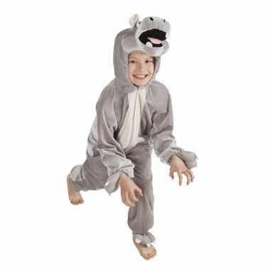 Nijlpaard carnavalskleding kinderen arnhem