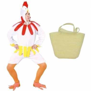 Paaskip carnavalskleding maat l ( ) paasmandje volwassenen arnhem