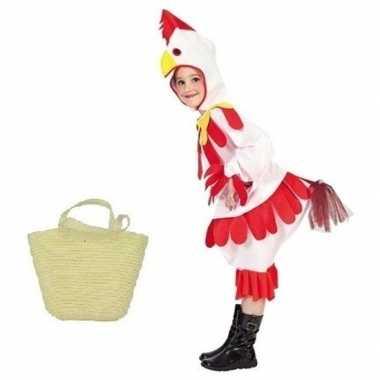 Paaskip carnavalskleding maat paasmandje kinderen arnhem