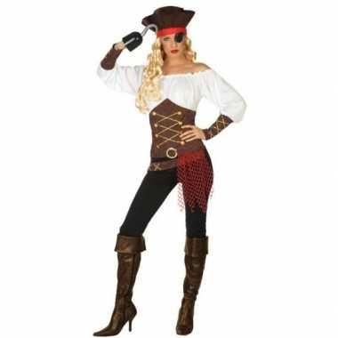 Piraat agatha verkleed carnavalskleding/carnavalskleding dames arnhe
