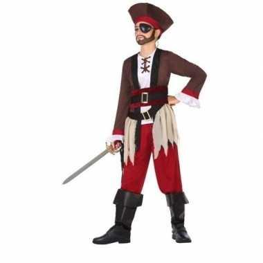Piraten verkleed carnavalskleding jongens arnhem