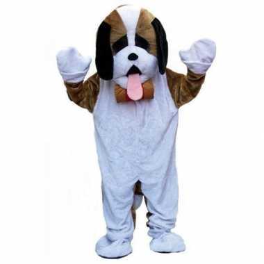 Pluche hond carnavalskleding volwassenen arnhem