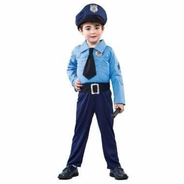 Politieman carnavalskleding jongens arnhem