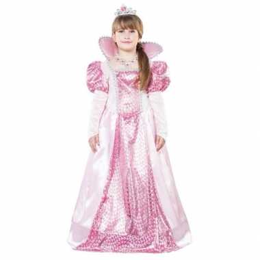 Roze koningin carnavalskleding meisjes arnhem