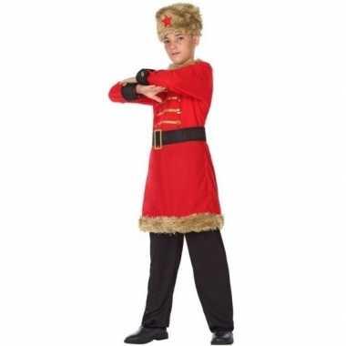 Russische kozakken verkleed carnavalskleding jongens arnhem