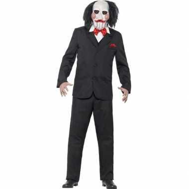 Saw jigsaw carnavalskleding masker arnhem