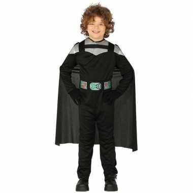 Space wars ridder verkleed carnavalskleding cape kinderen arnhem