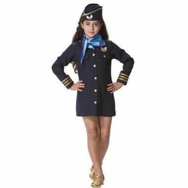 Stewardess carnavalskleding meisjes arnhem