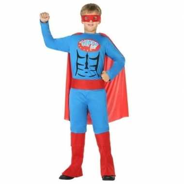 Superheld carnavalskleding/verkleed carnavalskleding jongens arnhem