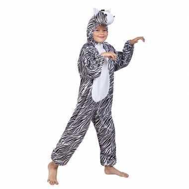 Zebra carnavalskleding kinderen arnhem