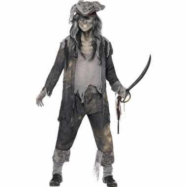 Zombie piraten carnavalskleding heren arnhem
