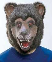 Carnavalskleding beren masker arnhem