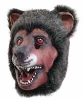 Carnavalskleding beren masker volwassenen arnhem