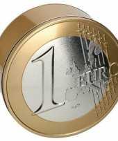 Carnavalskleding bewaarblik euro munt arnhem