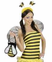 Carnavalskleding bijen diadeem arnhem