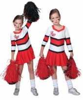 Carnavalskleding cheerleader jurkje meisjes arnhem