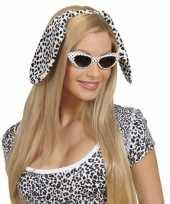 Carnavalskleding diadeem honden oren dalmatier arnhem