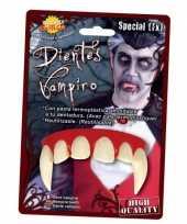 Carnavalskleding halloween dracula tanden volwassenen arnhem