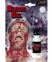 Carnavalskleding halloween flesje nep bloed gel ml arnhem