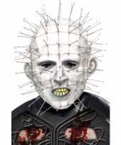 Carnavalskleding halloween hellraiser masker volwassenen arnhem