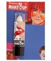 Carnavalskleding halloween horror mat witte lippenstift lipstick arnhem
