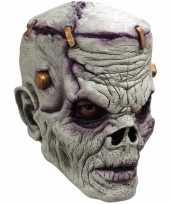 Carnavalskleding halloween masker zombie frankenstein arnhem