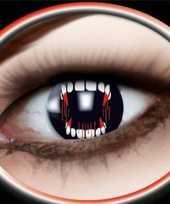 Carnavalskleding halloween party lenzen vampier gebit arnhem