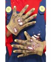 Carnavalskleding halloween rottende zombie handen arnhem