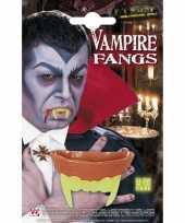 Carnavalskleding halloween vampier gebit glow the dark arnhem
