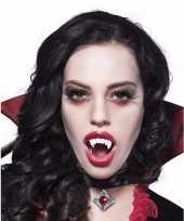 Carnavalskleding halloween vampieren tanden volwassenen arnhem