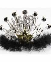 Carnavalskleding happy new year tiara arnhem