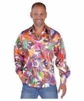 Carnavalskleding hippie blouses heren fun arnhem