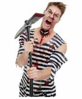 Carnavalskleding horror pikhouweel bijl kunststof arnhem