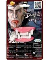 Carnavalskleding horror vampier gebit neptanden halloween accessoire arnhem 10162759