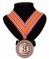 Carnavalskleding kampioensmedaille nr aan oranje rood wit blauw lint arnhem 10091800