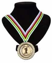 Carnavalskleding kampioensmedaille nr aan wereldkampioen lint arnhem