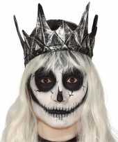 Carnavalskleding koning koninginnen verkleed kroon zilver arnhem