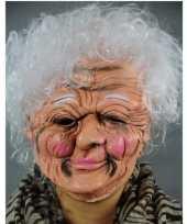 Carnavalskleding latex sarah masker arnhem