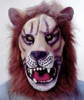 Carnavalskleding leeuwen masker volwassenen arnhem
