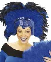 Carnavalskleding luxe hoofdtooi arnhem