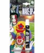 Carnavalskleding make up stift wit arnhem