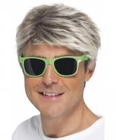 Carnavalskleding neon zonnebril arnhem
