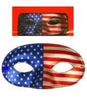 Carnavalskleding oogmasker amerika arnhem