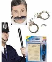 Carnavalskleding politie accessoires verkleedset volwassenen arnhem